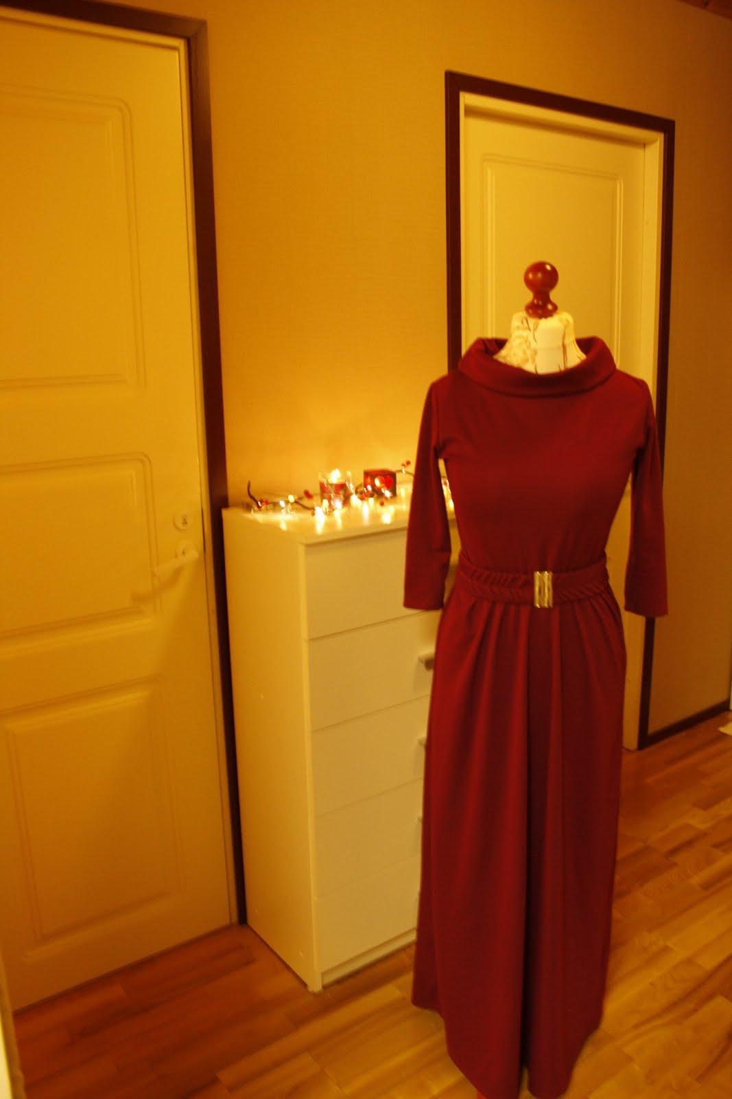 МК платье-трансформер / как сшить платье трансформер 21