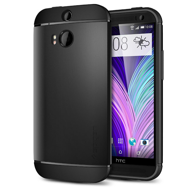 HTC One 2014 Spigen Case