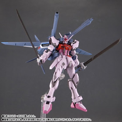 Robot Damashii Strike Rouge IWSP