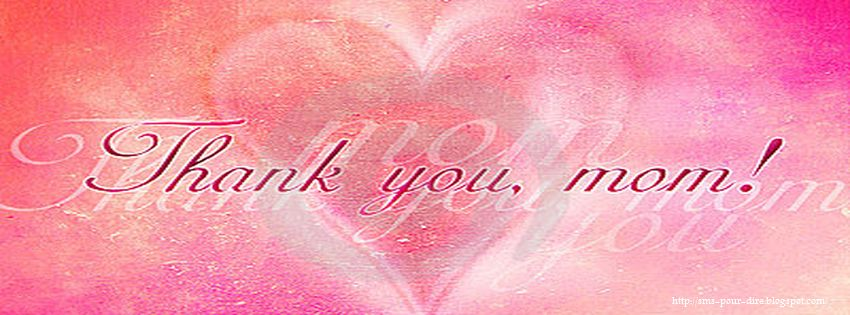 Sms Pour Dire Merci Maman Message Et Sms Pour Dire