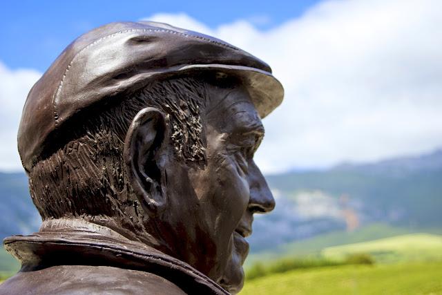 Escultura de Vitorino Eguren -  Eguren Ugarte