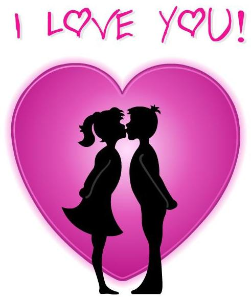 HAppy VAlentine DAy sweet heart - i love you