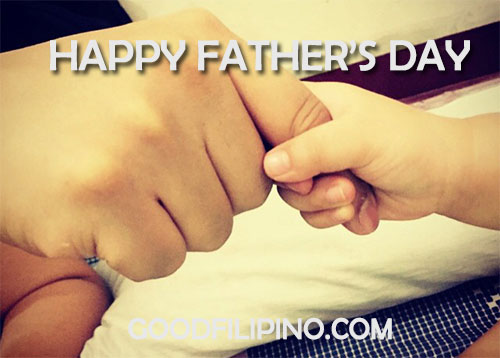 Fathers Day Tagalog Text Messages