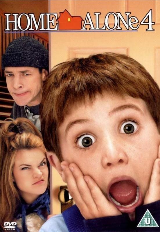 Solo en casa 4 (Mi pobre Angelito 4) (2002)