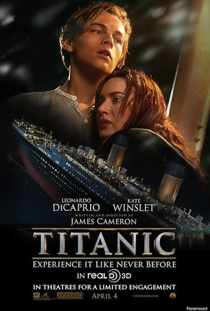 Titanic in 3D - ReviewStars.Blogspot.Com