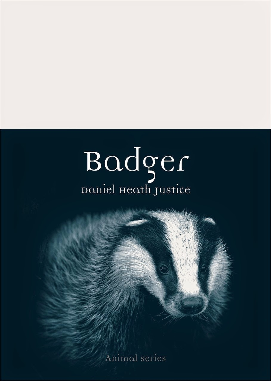 *Badger*, in the Animal Series from Reaktion Books