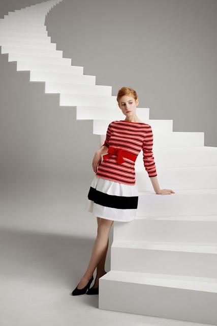 Christian Lacroix for Petit Bateau womenswear