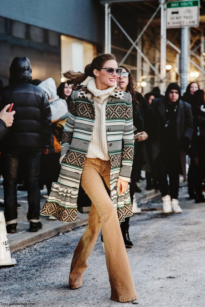 Street style chic street style nyfw fall 2015 cool Street style ny fashion week fall 2015