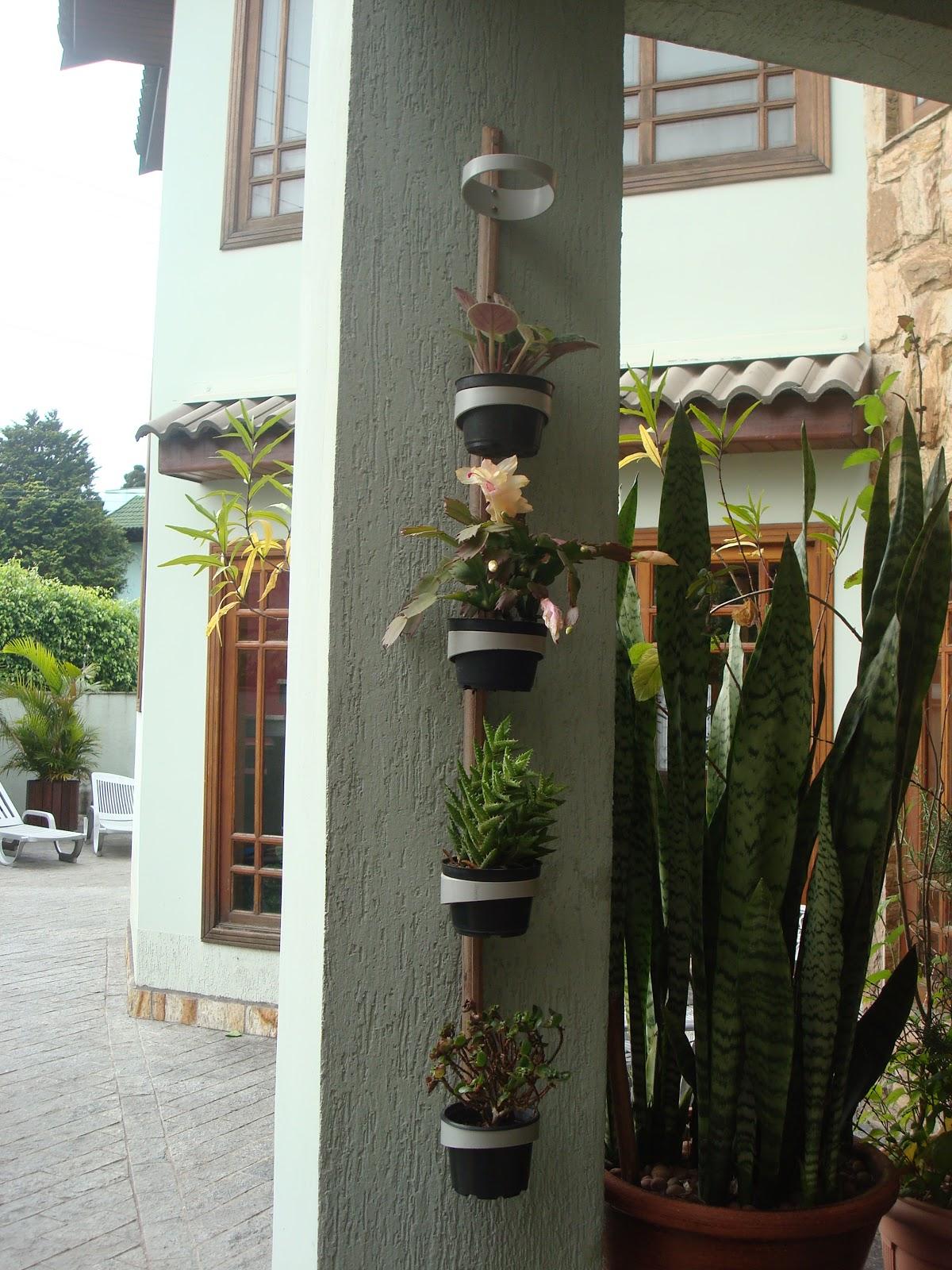 Atelier do Zero: Suporte para pendurar vasos pequenos de plantas  #664834 1200x1600