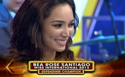 Bea Rose Santiago also a winner in Singing Bee