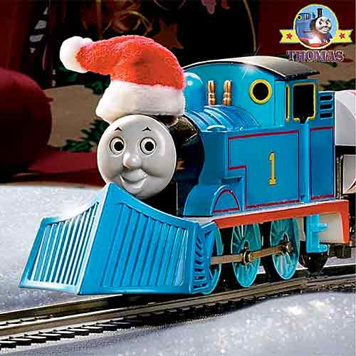 Winter Holiday Special Scale Model HO Bachmann Thomas The Train ...