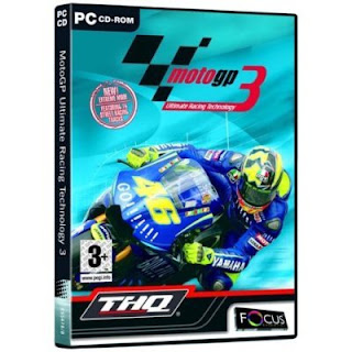 MotoGP 3 PC Cover