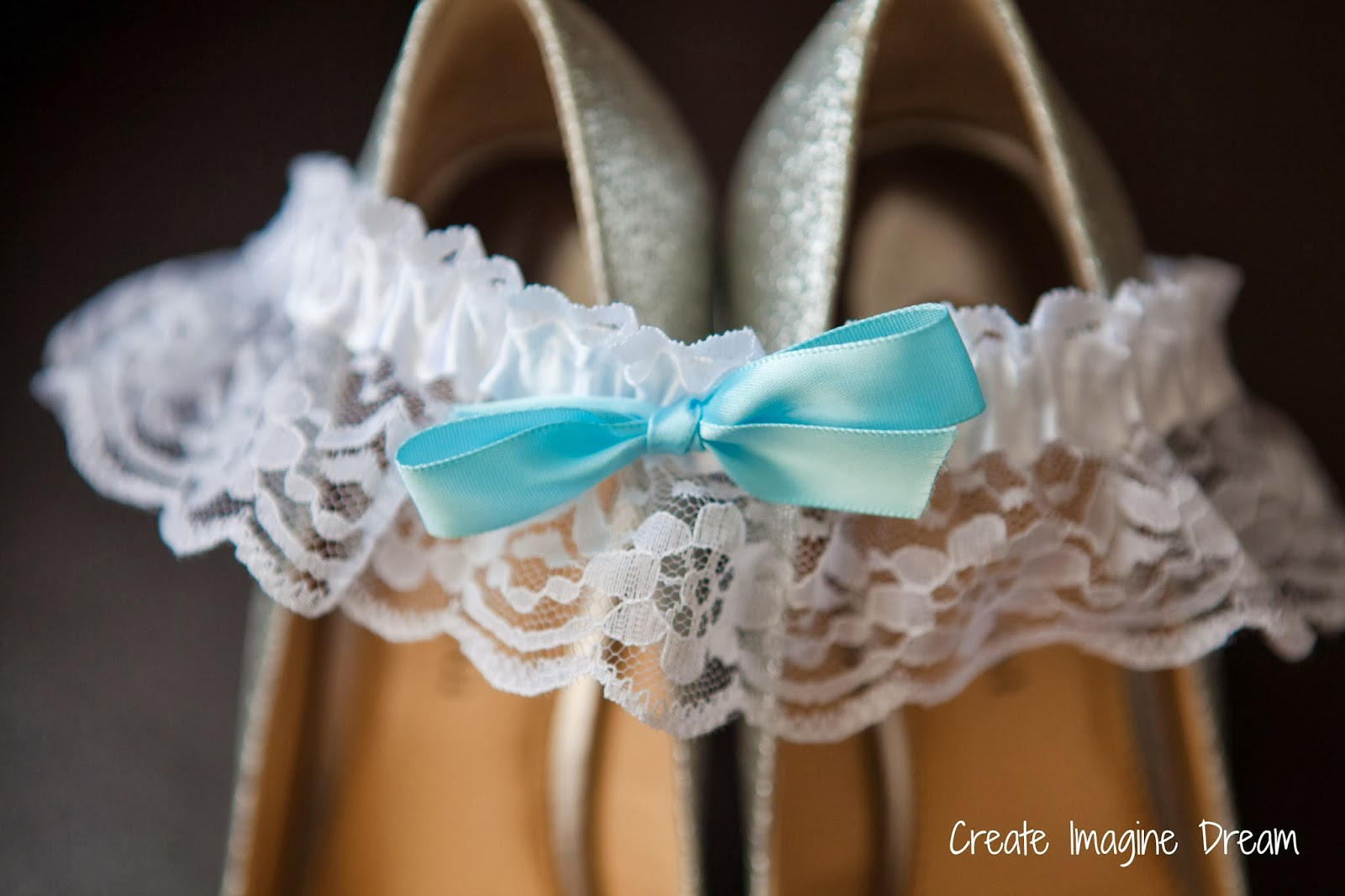 Create Imagine Dream DIY Garter
