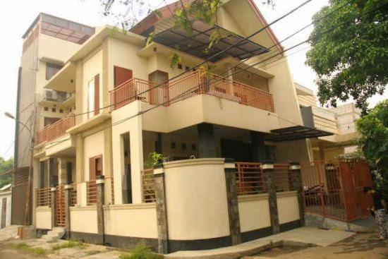 Rumah kelapa gading 300 meter persegi harga murah nego