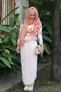 Baju Muslim Casual Elegan