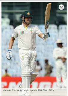 Michael-Clarke-26th-Test-Fifty-IND-vs-AUS-1st-Test