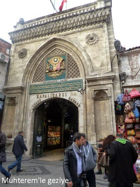 grand bazaar nuruosmaniye gate