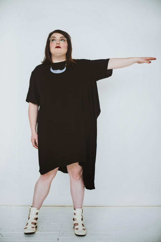 marc jacobs, boots, plus size, blogger, asos, dress, curve, black, goth
