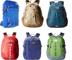 Shop North Face Backpacks