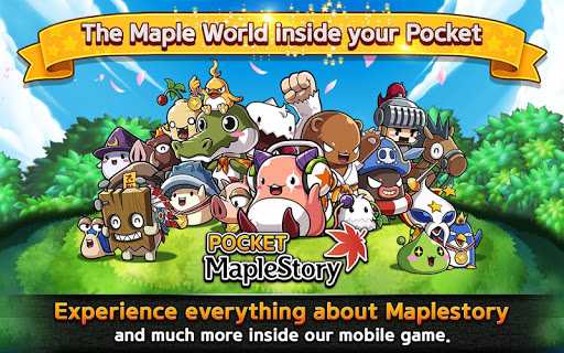 pocket maplestory Android game