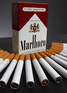 Dean Ambrose smokes cigarettes