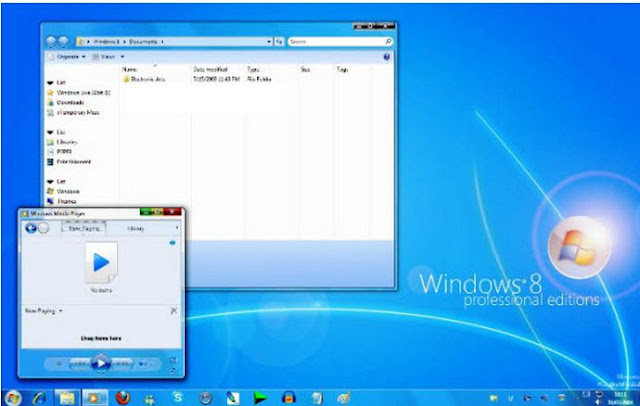 Trasformare graficamente Xp in Windows 8