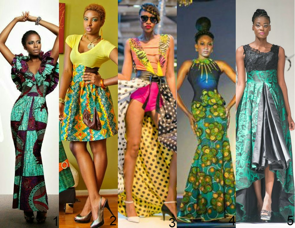 African super woman the best of african fashion 2014 African fashion designs pictures