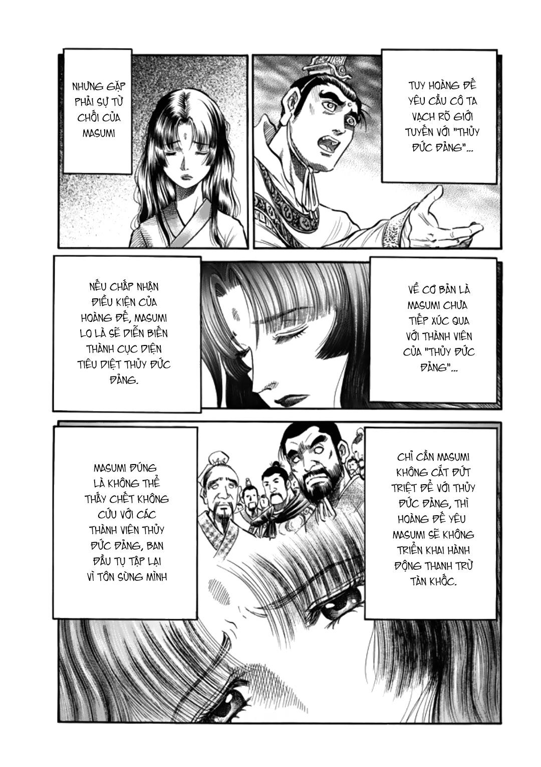 Chú bé rồng-Ryuuroden chap 280 Trang 4