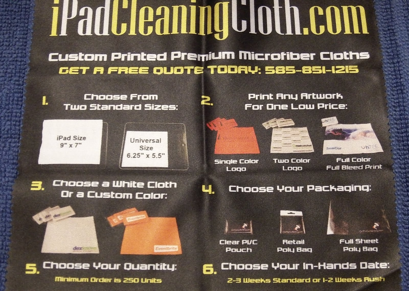 How to clean and care for your ipad cleaning cloth
