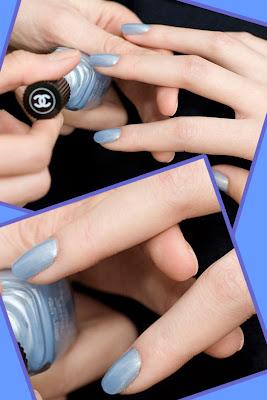 sky line azzurro cielo - collezione chanel bleu illusion