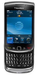 Mengulas BlackBerry Torch 9800
