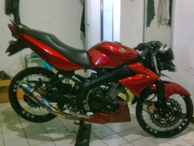 Motor Yamaha Vixion Drag