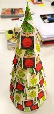 Calendario de adviento Arbol de té Hornimans