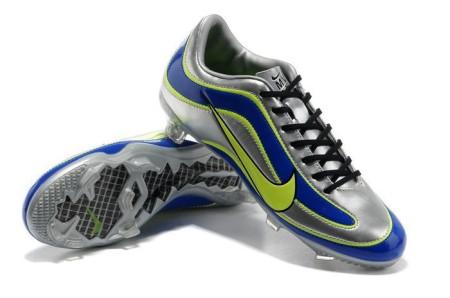Nike Air Mercurial blau silber 1998