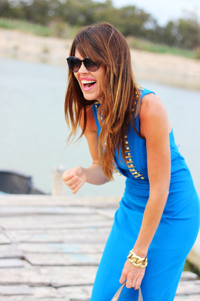 Smile - Streetstyle - Fashion Blogger - Versace Collection
