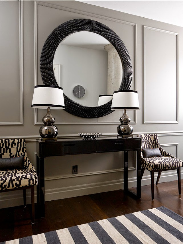 Inspiration in stages september 2014 for Benjamin moore chelsea gray