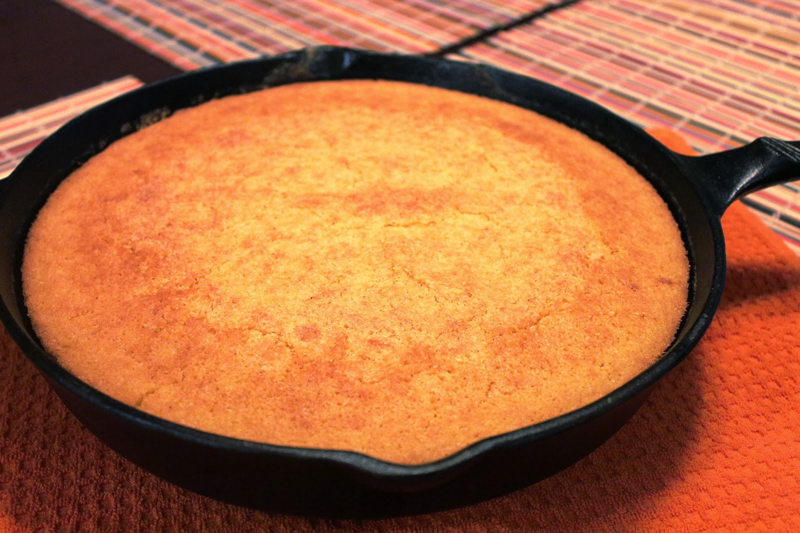 If you never had Southern-Style Skillet Cornbread, give it a try, it's ...