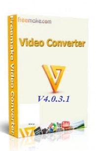 Freemake Video Converter 4.0.3.1 free đổi đuôi mọi định dạng