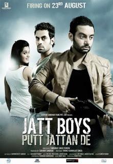 Jatt Boys 2013 Punjabi Movie Free Download