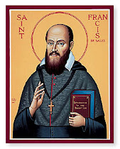 St. Fraces de Sales - Patron Saint of Writers & Journalists