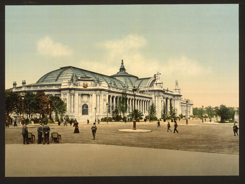 Paris travel notes - Exposition grand palais paris ...