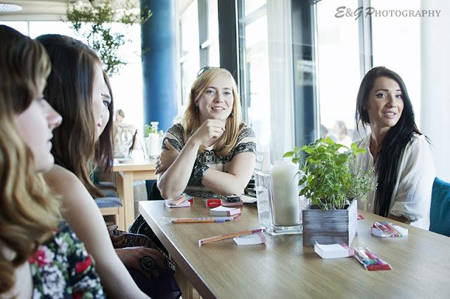 Spotkanie blogerek Gdynia