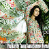 Phulkari By Taana Baana Summer Formal Wear Collection 2013 - Stylish Printed Embroidery Dresses