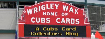 Wrigley Wax