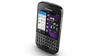 REVIEW,SPESIFIKASI,KELEBIHAN & KEKURANGAN BLACKBERRY Q10 (BB10.1)