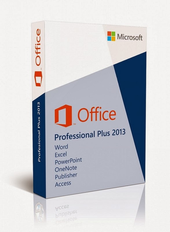 Microsoft Office Professional Plus 2013 Full