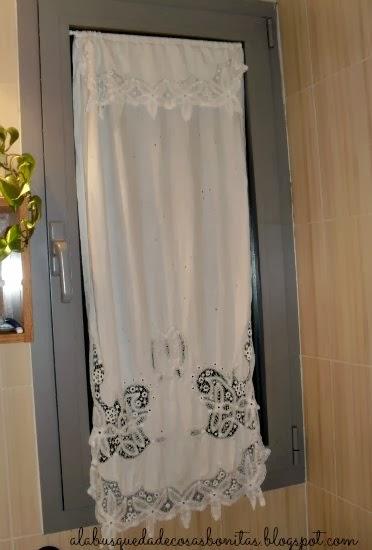 Cortinas de ba o bonitas - Cortina para ventana de bano ...