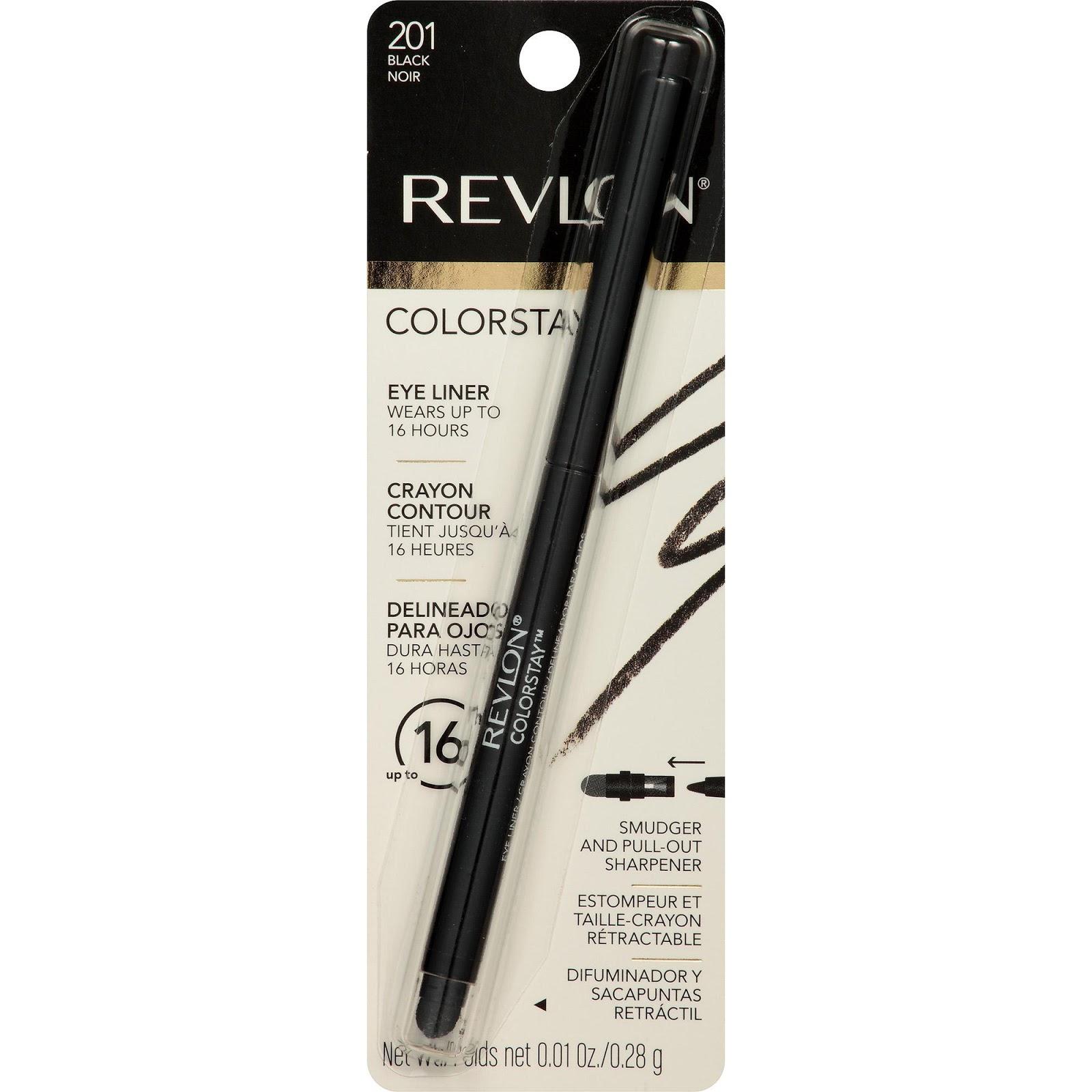 divadebra revlon colorstay eyeliner crayon. Black Bedroom Furniture Sets. Home Design Ideas