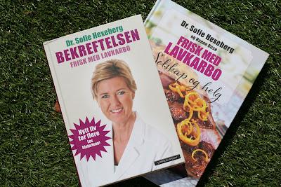 De siste to bøkene til Sofie Hexeberg