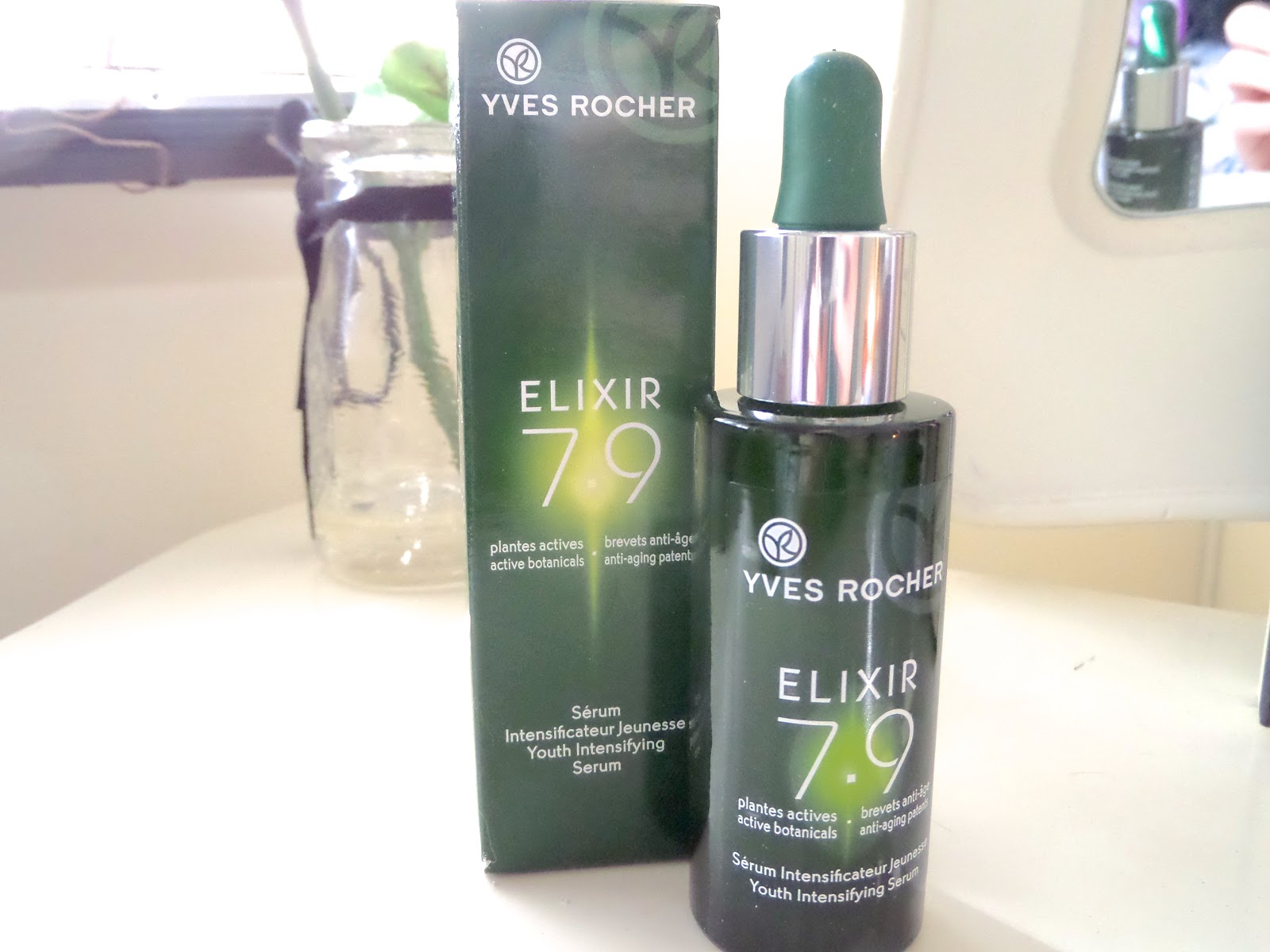 Yves Rocher Elixir 7.9 Youth Intensifier Serum Review